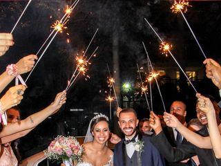 O casamento de Natália e Vitor 2