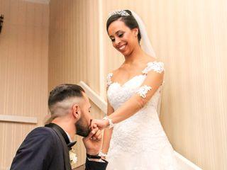 O casamento de Natália e Vitor 3