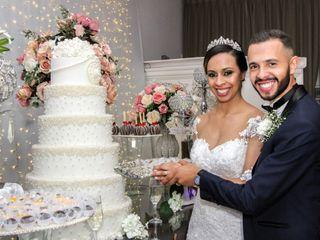 O casamento de Natália e Vitor