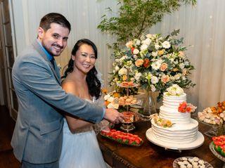 O casamento de Benica e Jorge