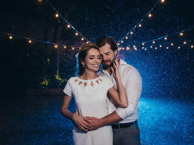 O casamento de Raissa e Noah