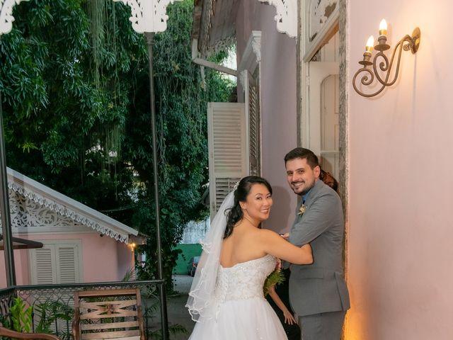 O casamento de Jorge e Benica em Rio de Janeiro, Rio de Janeiro 12