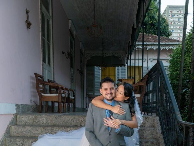 O casamento de Jorge e Benica em Rio de Janeiro, Rio de Janeiro 13