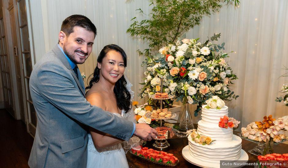 O casamento de Jorge e Benica em Rio de Janeiro, Rio de Janeiro