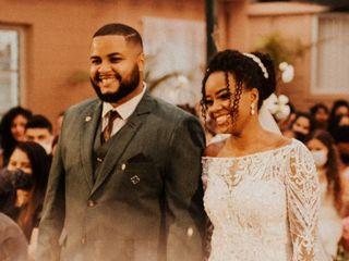 O casamento de Juliana e Marcos Vinicius 1