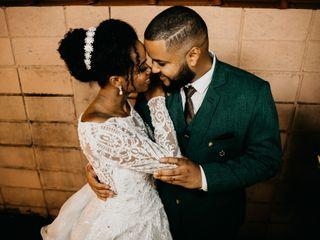 O casamento de Juliana e Marcos Vinicius