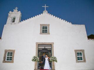 O casamento de Maria e Guilherme