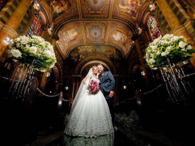 O casamento de Amanda e Erick