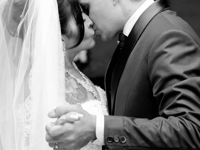 O casamento de Douglas e Nildete em Franco da Rocha, São Paulo 50