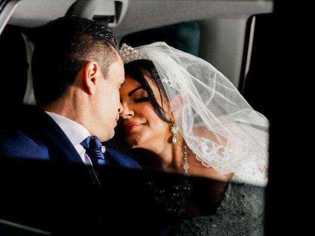 O casamento de Douglas e Nildete em Franco da Rocha, São Paulo 2