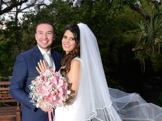 O casamento de Marcella e Maicon