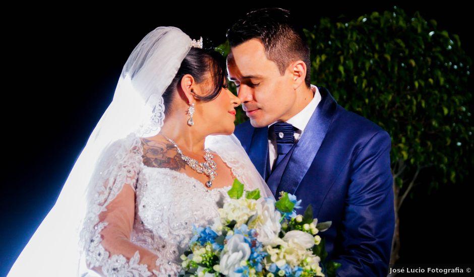O casamento de Douglas e Nildete em Franco da Rocha, São Paulo