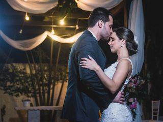 O casamento de Luana e Marcos