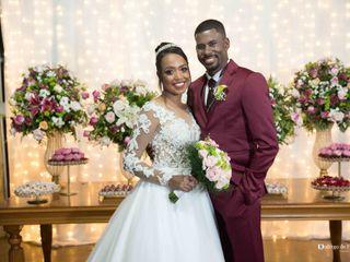 O casamento de Laíce e Higor