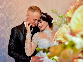 O casamento de Thatiana e Rafael