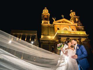 O casamento de Leonam e Ana Paula