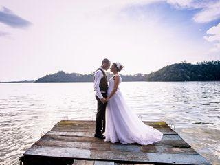 O casamento de Dayane e Marcos Paulo