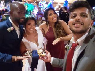 O casamento de Mylleide  e Alex  2