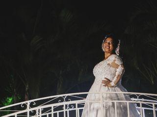 O casamento de Jennifer e Italo 1