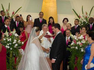 O casamento de Eldane e Helder