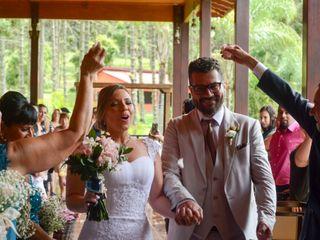 O casamento de Janaina e Fernando