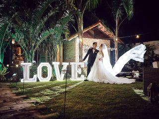 O casamento de Eliane e Allan
