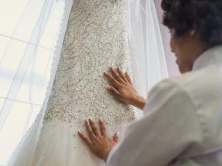 O casamento de Erica e Silas 3