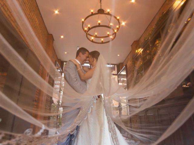 O casamento de Fernanda e Douglas