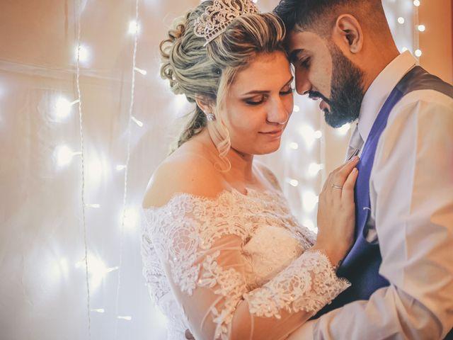 O casamento de Fernanda e Filipe