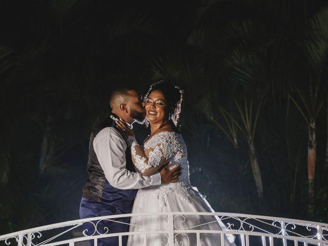 O casamento de Jennifer e Italo