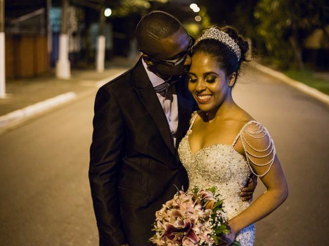 O casamento de Erica e Silas