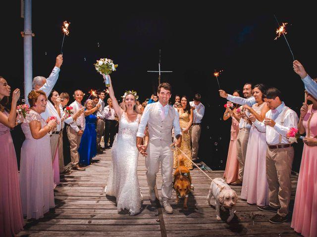 O casamento de Karmel e Henrique