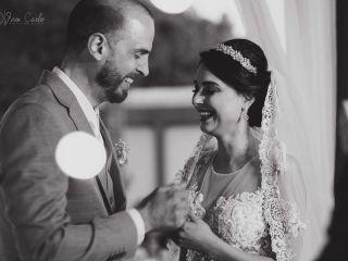 O casamento de Gilberto e Susana
