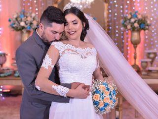 O casamento de Suzy e Rafael