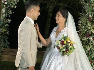 O casamento de Lucas e Alessandra