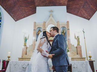 O casamento de Danielle e Lucas