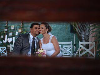 O casamento de Josiane e Willian 1