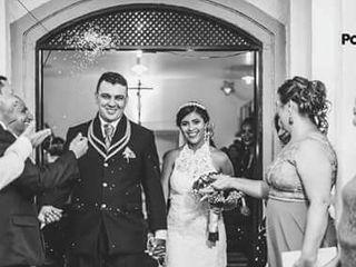 O casamento de Flávia e Carlos 1