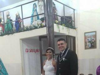 O casamento de Flávia e Carlos 3