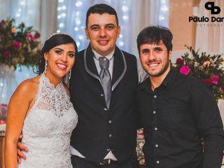 O casamento de Flávia e Carlos