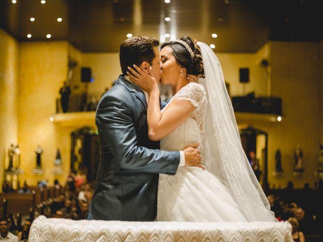 O casamento de Carol e Roberio