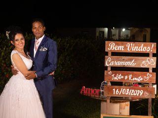 O casamento de Talita e Renato