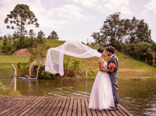 O casamento de Sarah e Gabriel 3