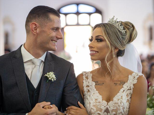 O casamento de Rebeca e Kleber