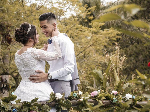 O casamento de Letícia e Renato