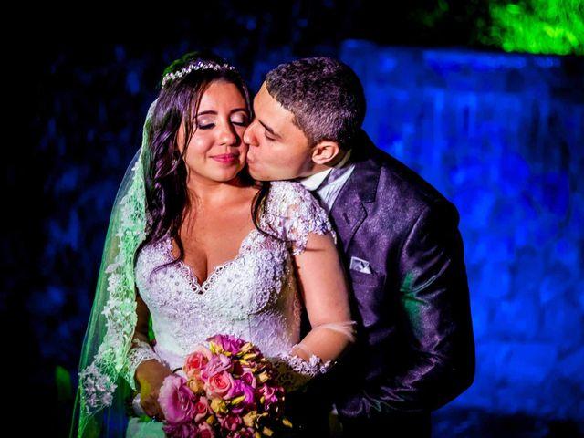 O casamento de Karine e Lucas