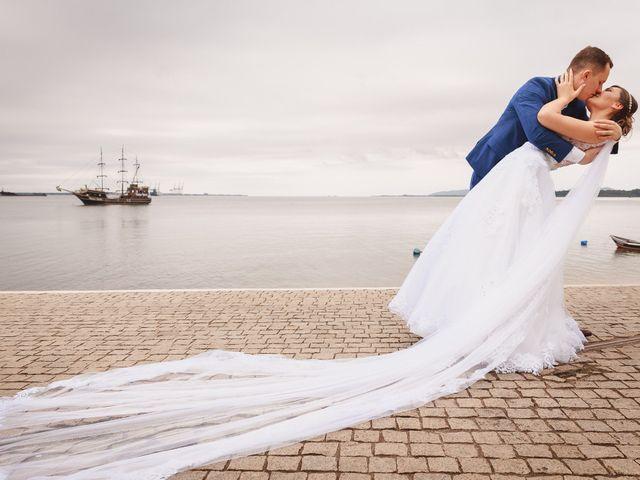 O casamento de Sari e Jonas