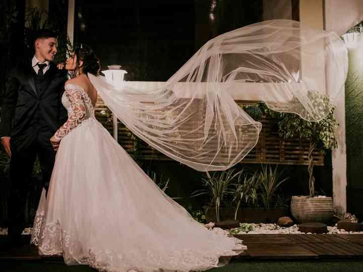 O casamento de Thayna e Kevin