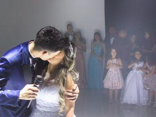 O casamento de Jennifer e Axel 1