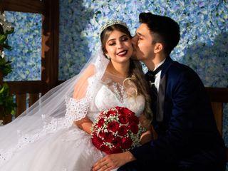 O casamento de Jennifer e Axel 2
